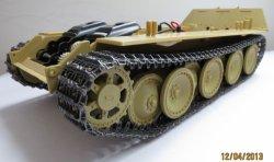 画像1: KAIZEN[Kz-Pz-V] 1/35 パンター後期型用履帯セット