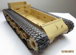 画像1: KAIZEN[Kz-SH-HVSS] 1/35 T-80 履帯セット