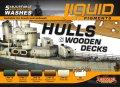 ライフカラー[LP04]  リキッドピグメント Hulls & wooden decks