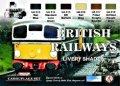 ライフカラー[XS-06]BRITISH RAILWYS COLOURS
