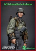 MJ Miniatures[MJ09-002]1/9 武装親衛隊擲弾兵 アルデンヌ