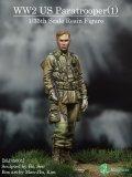 MJ Miniatures[MJ35001]1/35 WWII 米 空挺兵 (1)