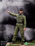MJ Miniatures[MJ35004]1/35 WWII独 戦車兵