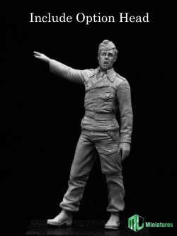 画像2: MJ Miniatures[MJ35004]1/35 WWII独 戦車兵