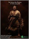 MJ Miniatures[MJ75-001]古代周王朝の戦士 紀元前15-16世紀(75mm)