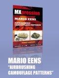 MX-Pression[MXDVD01]マリオ・エーンズのエアブラシカモフラージュパターン