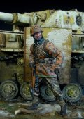 マンティス・ミニチュアズ[Man35025]SS 装甲擲弾兵 #1