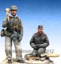 マンティス・ミニチュアズ[Man35050]WWII 独 国防軍兵士セット