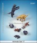 マンティス・ミニチュアズ[Man35067]1/35 動物セット17 イヌ