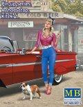 マスターボックス[MB24015]1/24 ピンナップシリーズ「ショートストップ」No.1
