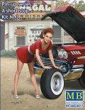 マスターボックス[MB24017]1/24 ピンナップシリーズ「ショートストップ」No.3