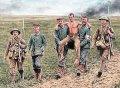 マスターボックス[MB35158]英独・両兵士6体-負傷兵搬送-英独兵各3体ソンム戦1916WW-I