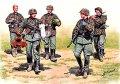 マスターボックス[MB3583]独・武装親衛隊歩兵5体東部戦線-食料調達