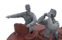 画像3: モンモデル[MENTS-031]1/35 ドイツ重戦車 キングタイガーヘンシェル砲塔