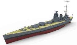 画像5: モンモデル[MENPS-001]1/700 イギリス海軍戦艦ロドネイ