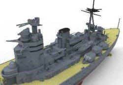 画像4: モンモデル[MENPS-001]1/700 イギリス海軍戦艦ロドネイ