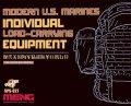 モンモデル[MENSPS-027]1/35 現用アメリカ海兵隊個人装備携行品