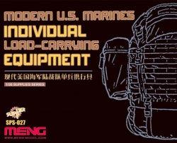 画像1: モンモデル[MENSPS-027]1/35 現用アメリカ海兵隊個人装備携行品