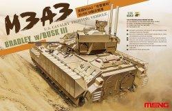 画像1: モンモデル[MENSS-006]M3A3ブラッドレーBUSKIII騎兵戦闘車