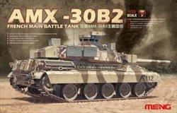 画像1: モンモデル[TS-013]1/35 フランスAMX-30B2主力戦車