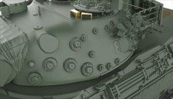 画像2: モンモデル[MENSPS-017]1/35 M3A3ブラッドレーBUSKIII騎兵戦闘車インテリアセット