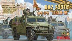 画像1: モンモデル[MENVS-008]1/35 ロシア GAZ 233115 タイガーM高機動装甲車