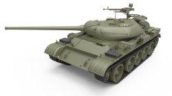 画像2: ミニアート[MA37014]1/35 T-54-1ソビエト中戦車 MOD.1947