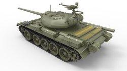画像4: ミニアート[MA37014]1/35 T-54-1ソビエト中戦車 MOD.1947