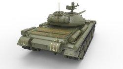 画像5: ミニアート[MA37014]1/35 T-54-1ソビエト中戦車 MOD.1947