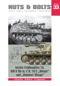 [Nuts-Bolt_Vol33] 自走榴弾砲ヴェスペ/フンメル-ヴェスペ/leFH18榴弾砲