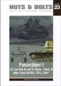 [Nuts-Bolt_Vol23] PanzerJager I(改訂版)
