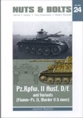 [Nuts-Bolt_Vol24] Pz.Kpfw. II Ausf. D/E and Variants
