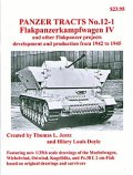 [PANZER_TRACTS_12-1]Flakpanzerkampfwagen IV and other Flakpanzer projects