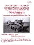 [PANZER_TRACTS_13-2]重装輪装甲車(sd.kfz.231、232、233)及び無線装甲車sd.kfz.263その開発と生産 1935-1943