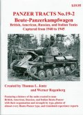 [PANZER_TRACTS_19-2]Beute-Pz.Kpfw.-British American Russian Italian