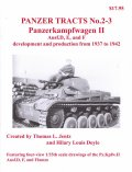 [PANZER_TRACTS_2-3]Pz.Kpfw.II Ausf.D E & F
