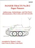 [PANZER_TRACTS_20-2]Paper Panzer - Aufkl.Beob &Flakpz.