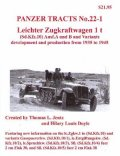 [PANZER_TRACTS_22-1]Leichter Zugkraftwagen 1t (Sd.Kfz10)and Variants