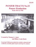 [PANZER_TRACTS_23]1933年から1945年のおける戦車の生産