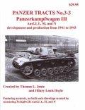 [PANZER_TRACTS_3-3]Pz.Kpfw.III Ausf.J.L..M.&N