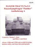 [PANZER_TRACTS_5-2]Panzerkampfwagen Panther Ausf.A