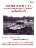 [PANZER_TRACTS_5-3]Panzerkampfwagen Panther Ausf.G