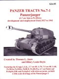[PANZER_TRACTS_7-1]Panzerjaeger(3.7cm Tak to Pz.Sfl.Ic)