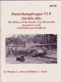 [PANZER_TRACTS_Leopard]Panzerkampfwagen VIP(Sd.Kfz.181)-Leopard and Tiger(P)