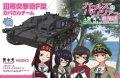 プラッツ[GP-27]1/35 ガールズ&パンツァー劇場版  III号突撃砲F型 カバさんチーム