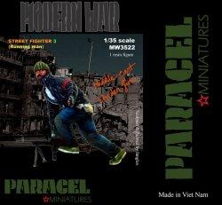 画像1: Paracel Miniatures[MW3522]1/35 現用 市街戦の戦士 3(逃げる男)