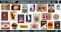 PlusModel[PM005]1/35商業広告看板/ポスター
