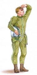 PlusModel[AL4012]1/48ワルシャワ条約機構軍パイロット
