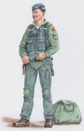 PlusModel[AL4017]1/48米 F-105戦闘爆撃機 パイロット