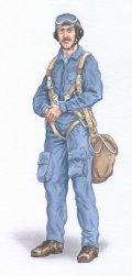 PlusModel[AL4026]1/48露 Mig-15戦闘機 パイロット